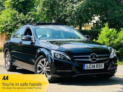 Mercedes-Benz C Class Saloon 2.0 C200 Sport (Premium Plus) G-Tronic+ (s/s) 4dr