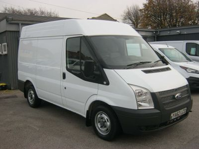Ford Transit Panel Van 280 2.2 TDCi 100PS SWB SEMI-HIGH