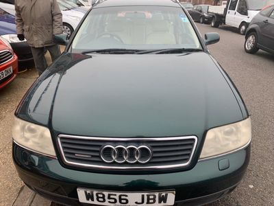 Audi A6 Unspecified Estate