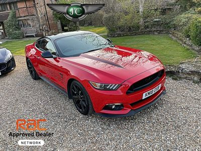 Ford Mustang Coupe 5.0 V8 GT Shadow Edition Fastback 2dr