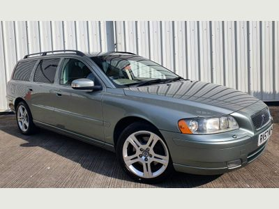 Volvo V70 Estate 2.4 D5 Sport Special Edition Geartronic 5dr