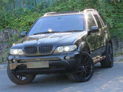 BMW X5 SUV 3.0d Sport Auto 4WD 5dr