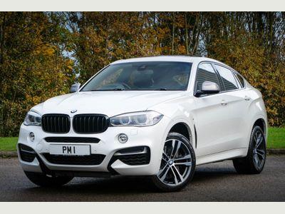 BMW X6 SUV 3.0 M50d Auto xDrive (s/s) 5dr