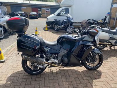 Kawasaki GTR1400 Tourer 1400 Grand