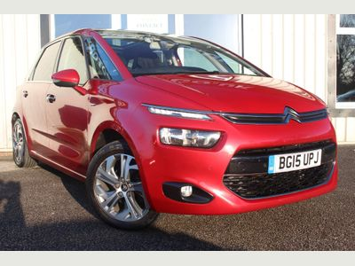 Citroen C4 Picasso MPV 1.6 BlueHDi Exclusive+ (s/s) 5dr