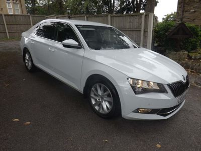 SKODA Superb Hatchback 1.6 TDI SE Business (s/s) 5dr