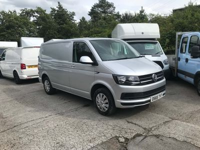 VOLKSWAGEN TRANSPORTER Panel Van 2.0 TDI BlueMotion Tech T28 Trendline Panel Van 5dr (LWB)