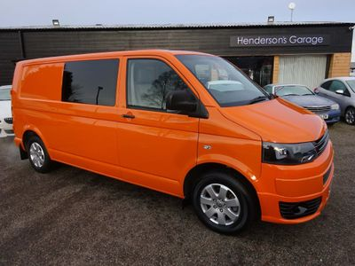 Volkswagen Transporter Panel Van 2.5 TDI PD T30 Panel Van 4MOTION 4dr (LWB)