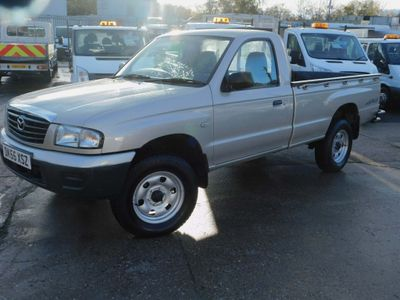 Mazda B2500 Pickup 2.5 TD B2500 4X4 SINGLE CAB LONG BED