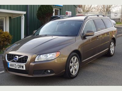 Volvo V70 Estate 1.6 D2 ES Powershift (s/s) 5dr
