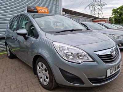 Vauxhall Meriva MPV 1.3 CDTi S 5dr