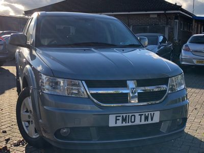 Dodge Journey SUV 2.0 CRD SXT 5dr