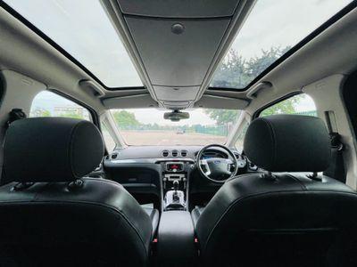 Ford Galaxy MPV 2.0 EcoBoost Titanium Powershift 5dr