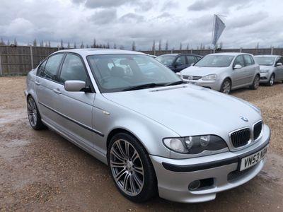 BMW 3 Series Saloon 3.0 330d Sport 4dr