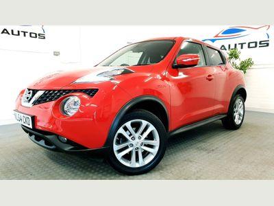 Nissan Juke SUV 1.5 dCi 8v Acenta (s/s) 5dr