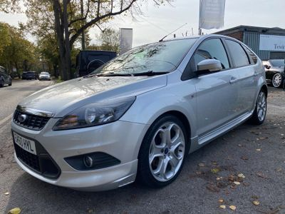 Ford Focus Hatchback 2.0 TDCi DPF Zetec Powershift 5dr