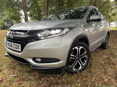 Honda HR-V SUV 1.5 i-VTEC EX CVT (s/s) 5dr