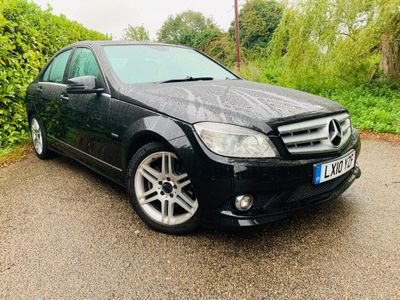 Mercedes-Benz C Class Saloon 2.1 C200 CDI BlueEFFICIENCY Sport 4dr