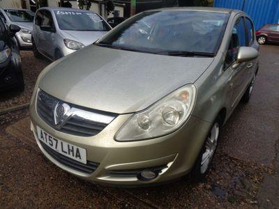 Vauxhall Corsa Hatchback 1.4 i 16v Design 5dr (a/c)