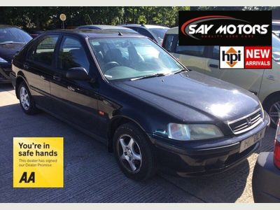 Honda Civic Hatchback 1.4 S 5dr (a/c)