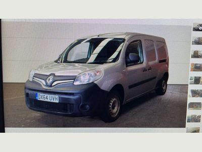 Renault Kangoo Maxi Combi Van 1.5 dCi LL21 90 Maxi Phase 2 Crew Van 6dr