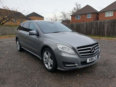 Mercedes-Benz R Class MPV 3.0 R350 CDI L 7G-Tronic Plus 5dr (7 seats)