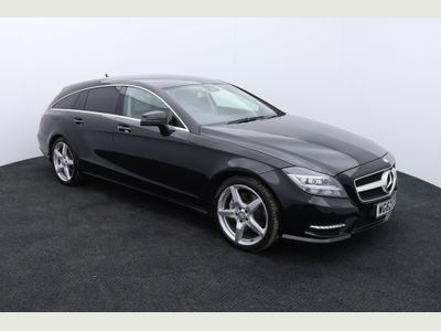 Mercedes-Benz CLS Estate 3.0 CLS350 CDI BlueEFFICIENCY AMG Sport Shooting Brake 7G-Tronic Plus 5dr