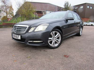Mercedes-Benz E Class Estate 2.1 E250 CDI BlueEFFICIENCY Avantgarde G-Tronic 5dr