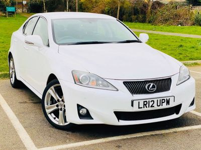 Lexus IS 250 Saloon 2.5 Advance 4dr
