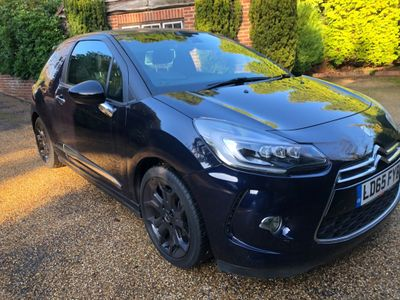 Citroen DS3 Hatchback 1.6 THP DSport (s/s) 3dr