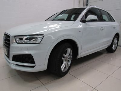 Audi Q3 SUV 1.4 TFSI CoD S line Edition (s/s) 5dr