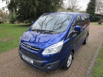 Ford Transit Custom Combi Van 2.0 TDCi 290 Limited L2 H2 5dr