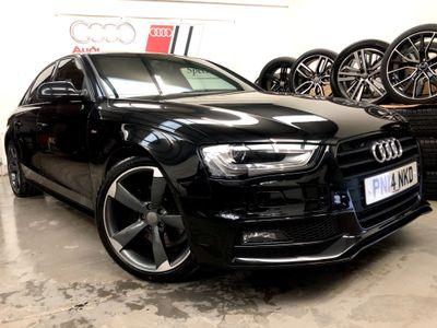 Audi A4 Saloon 2.0 TDI Black Edition Multitronic 4dr