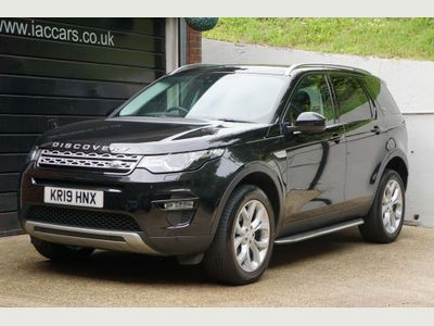 Land Rover Discovery Sport SUV 2.0 TD4 HSE 7Seat Auto 4WD (s/s) 5dr 7 Seat