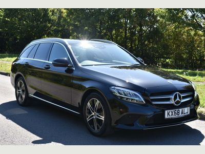 MERCEDES-BENZ C CLASS Estate 1.5 C200 EQ Boost Sport G-Tronic+ (s/s) 5dr