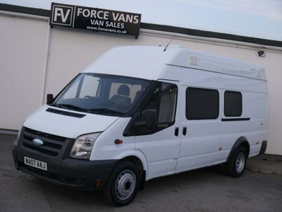 Ford Transit Unlisted JUMBO MINIBUS CAMPER DAY MOTORHOME BAND