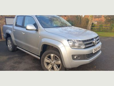 Volkswagen Amarok Pickup 2.0 BiTDI BlueMotion Tech Highline Per Pickup 4MOTION 4dr