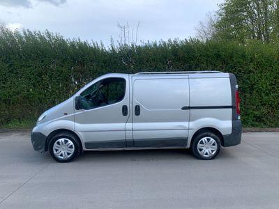 Vauxhall Vivaro Panel Van 2.0 CDTi ecoFLEX 2700 Panel Van 4dr (SWB, EU4)