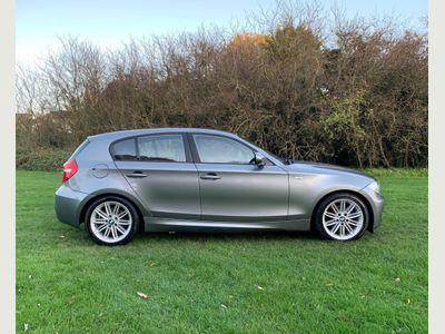 BMW 1 Series Hatchback 2.0 118d M Sport Auto 5dr