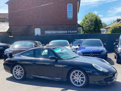 Porsche 911 Coupe 3.4 996 Carrera 4 AWD 2dr