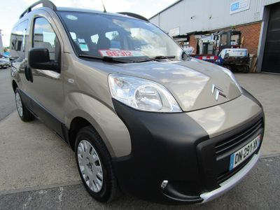 CITROEN NEMO MULTISPACE MPV 1.3 HDi XTR DIESEL 5 DR 5 SPEED MANUAL