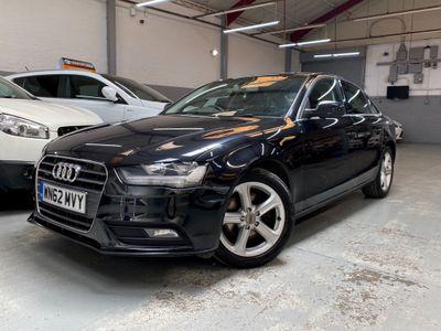 Audi A4 Saloon 2.0 TDI SE Technik quattro 4dr