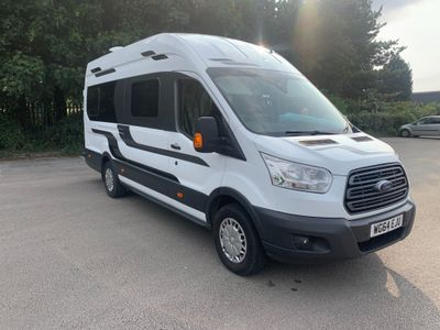 Ford Transit Campervan 5 birth motor home