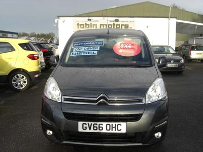 Citroen Berlingo MPV 1.6 BlueHDi Feel Multispace ETG6 (s/s) 5dr