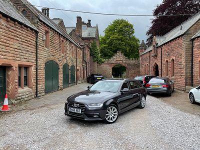 Audi A4 Avant Estate 2.0 TDI SE Technik Avant Multitronic 5dr