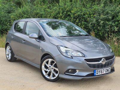 Vauxhall Corsa Hatchback 1.4i ecoFLEX SRi VX Line 5dr