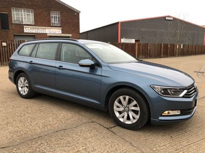Volkswagen Passat Estate 1.6 TDI BlueMotion Tech S DSG (s/s) 5dr