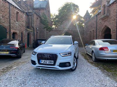 Audi Q3 SUV 2.0 TDI S line quattro 5dr