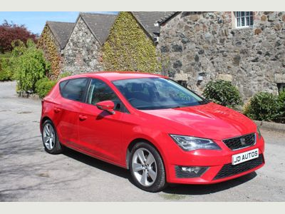SEAT Leon Hatchback 2.0 TDI CR FR (Tech Pack) (s/s) 5dr