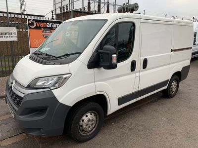Citroen Relay Panel Van 2.0HDi 110 BLUE L1 SWB ENTERPRISE EURO6